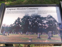 Lapwai Mission Cemetery