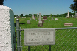 Carbon Center Cemetery