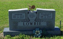 Ava Lucille <i>Anderson</i> Lowrie