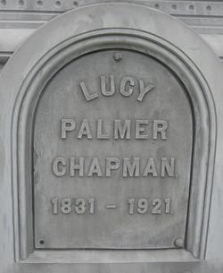 Lucy R <i>Palmer</i> Chapman