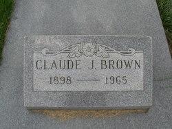 Claude J Brown