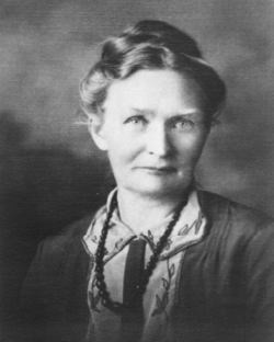 Johanna Hartvigsen <i>Nielsen</i> Barfuss