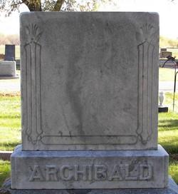 Elizabeth <i>Hendry</i> Archibald