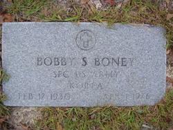 Bobby Samuel Boney