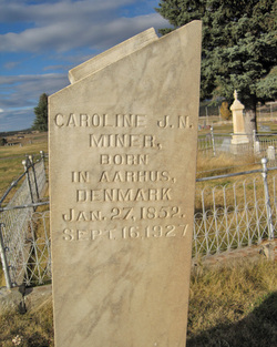 Caroline Jane <i>Nielsen</i> Miner