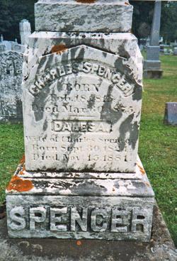 Delesa <i>Hamilton</i> Spencer