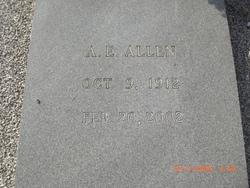Alton Eugene Allen
