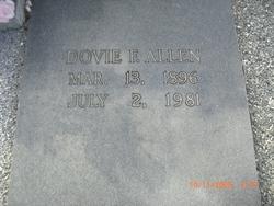 Dollie Dovie <i>Fountain</i> Allen