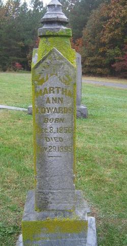 Martha Ann Edwards