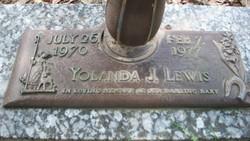 Yolanda J Lewis