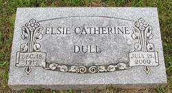 Elsie Catherine <i>Huffman</i> Dull