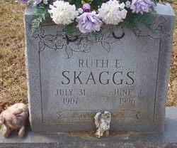 Ruth E <i>Carey</i> Skaggs