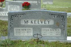 Lula Cara <i>Mackey</i> McKelvey