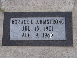 Horace L. Armstrong