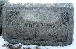 Christopher Bernard Ahrens