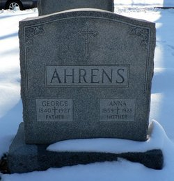 George Bernard Ahrens