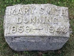 Mary Lizzie <i>Smith</i> Dunning