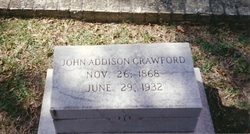 John Addison Crawford