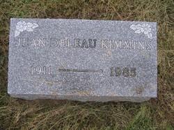 Jean <i>DeLeau</i> Kimmins