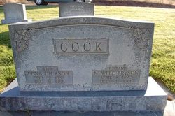 Edna <i>Dickson</i> Cook