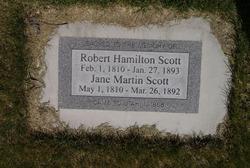 Jane <i>Martin</i> Scott
