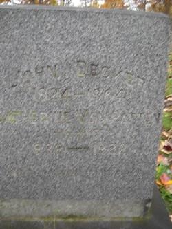 Catherine <i>Van Patten</i> Decker