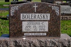 Joseph C Bolerasky