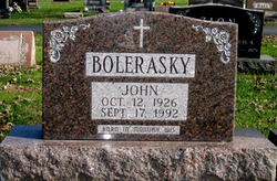 John Bolerasky