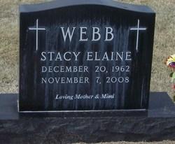 Stacy Elaine Webb