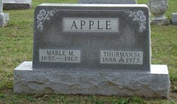Mable M. <i>Voorhees</i> Apple