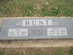 Ethel <i>Cantley</i> Hunt
