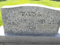 John Edgar Hanson