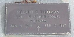 Corp Melvin C Thomas
