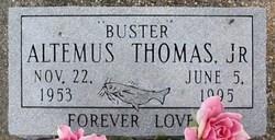 Altemus BUSTER Thomas, Jr