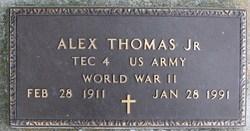 Alex Thomas, Jr