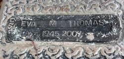 Eva M Thomas