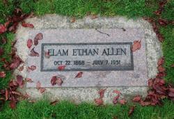 Elam Ethan Allen