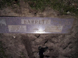 Florene M <i>Sanders</i> Barrett