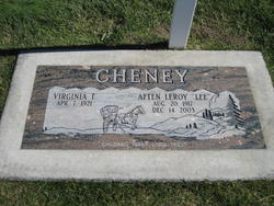 Aften Leroy Lee Cheney