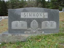 Cora May <i>Bodkin</i> Simmons