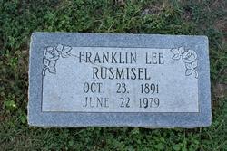 Franklin Lee Rusmisel