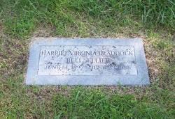 Harriet Virginia <i>Bell</i> Braddock-Elliff
