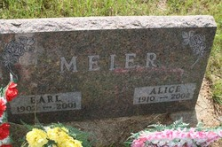 Alice Mary <i>Flynn</i> Meier