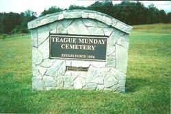 Teague Munday Cemetery