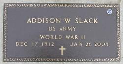 Addison Wallace Slack