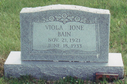 Viola Ione Bain