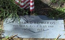 Sgt Richard Edwards