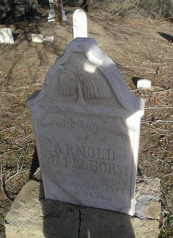 Arnold Wapelhorst