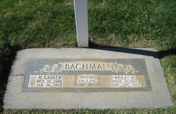 Rhea M. Bachman