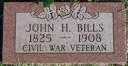 John Houston Bills